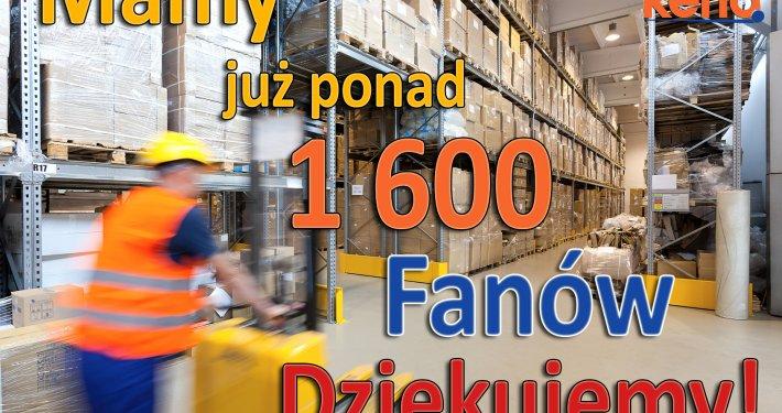 Mamy 1600 Fanow